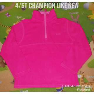 💯 original champion 4t jacket