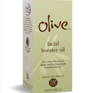Olive Facial Booster Oil