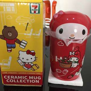 My Melody Ceramic Mug (7-Eleven Sanrio characters Collection)
