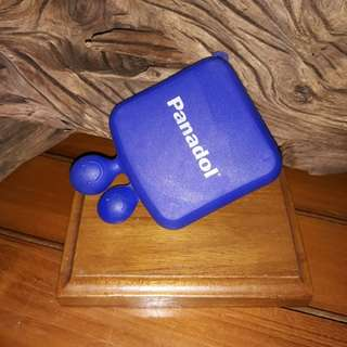 Panadol pill container