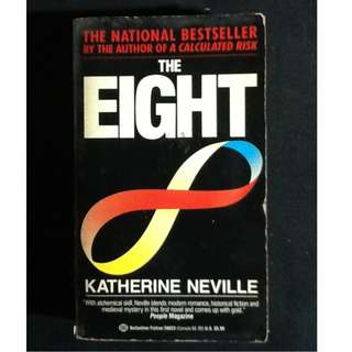 THE EIGHT Katherine Neville