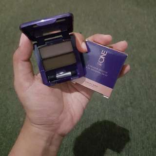(NEW) Oriflame Eyeshadow Duo Brown
