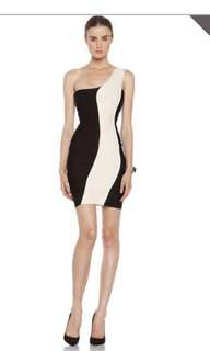 Authentic Herve Ledger Bandage Dress