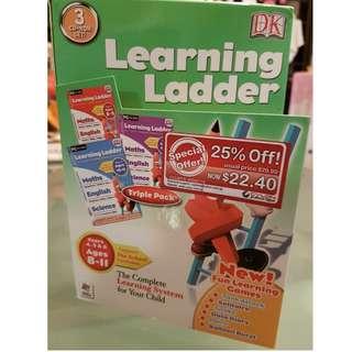 Learning Ladder - CD-ROM set
