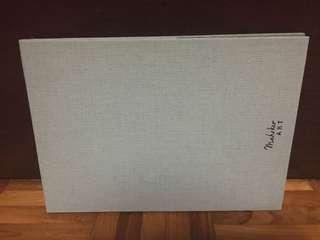 Marker Art Sketch Book