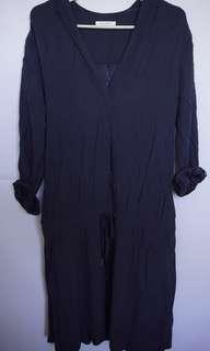 Promod Blue Dress