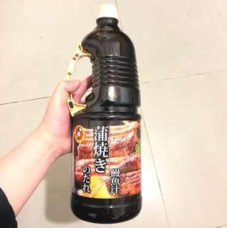 鰻魚汁 業務用 1.8L