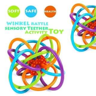 Manhattan toy wrinkle