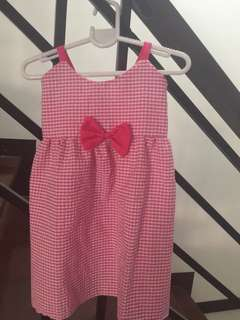 Summer dress for 1-2 y/o