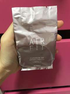 BNIB A'PIEU Air Fit Cushion XP #21 Refill