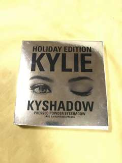 Kylie Cosmetics Kyshadow Holiday edition (2016)