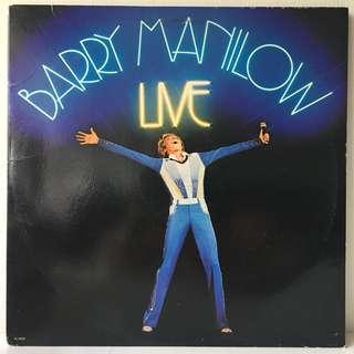 Barry Manilow – Live (1977 USA Original 2LP in Gatefold Sleeve - Vinyl is Mint)