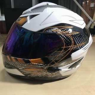 瑞獅(ZEUS)全罩式安全帽