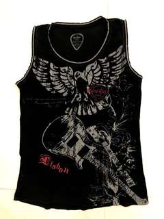 Hard Rock Sleeveless Tshirt