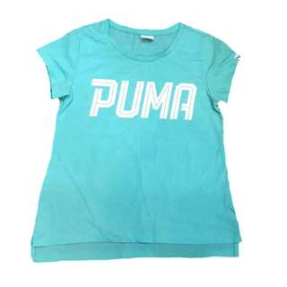 PUMA shirts for kids 6 to 10 yrs old