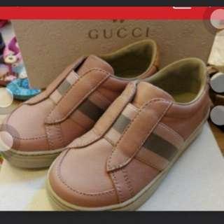 BN Gucci kids shoes size eur24