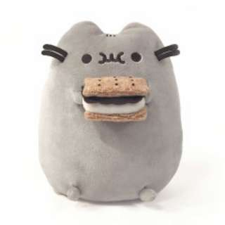 (Prebooking) Pusheen Smores Plush - Exclusive Limited edition