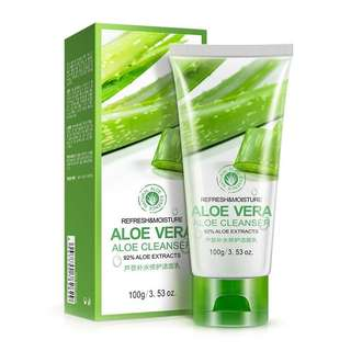 Bioaqua Organic Aloe vera Cleanser