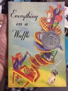Newberry Bundle: Everything on a Waffle and I Juan de Pareja