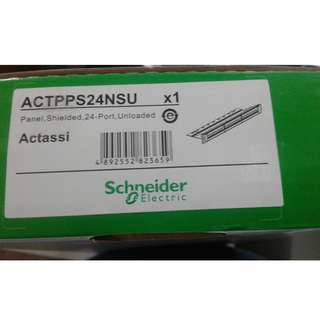 Schneider 24port patch panel
