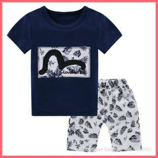 BOY SET - BLUE