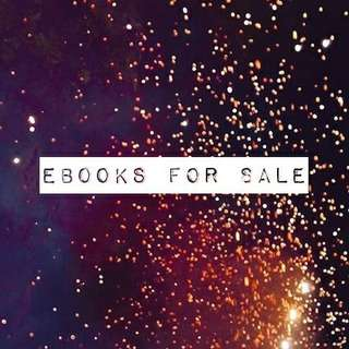 EBOOKS FOR SALE 💞