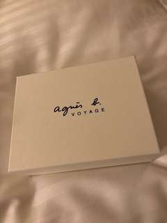 100% Brand New Agnes B Walet (Japan Store Only)