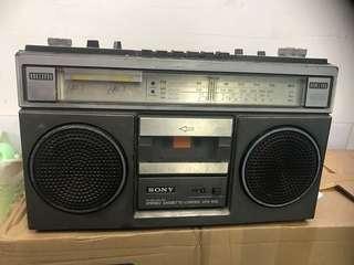 Vintage Radio - tak test