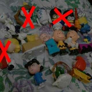 Mcdo toys set 12pcs