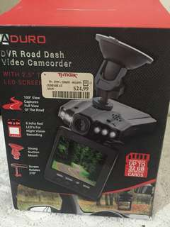 DVR Road Dash video recorder dash cam