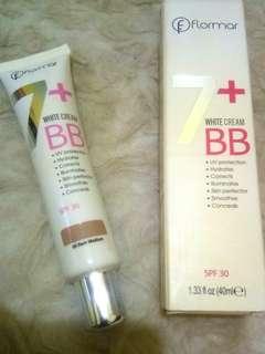 BB Cream 7+ White Crem, Dark Medium 03