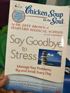 Chicken Soup: Say Goodbye to Stress
