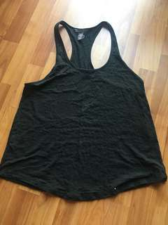 Victoria Secret leopard workout tank