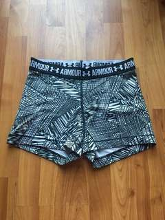 Under Armour compress shorts