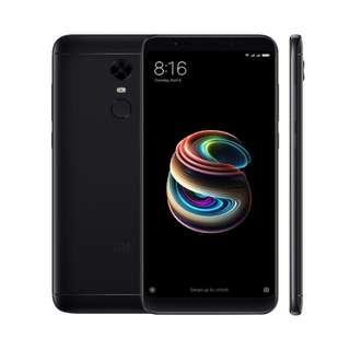 Xiaomi Redmi 5 PLUS 4GB/64GB Black Kredit Tanpa CC Guys