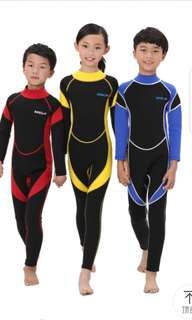 BN Full thermal Swimsuit