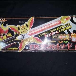 Kamen rider kiva zambat sword