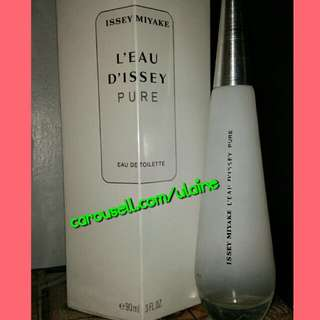 Issey Miyake L'eau D Issey Pure (Authentic)