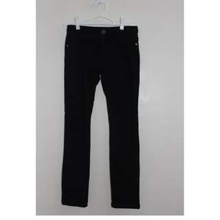 Vigoss black jeans for little girls