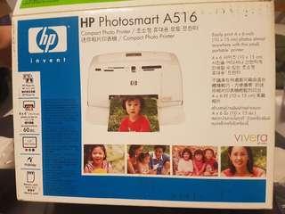 HP Photosmart Printer A516