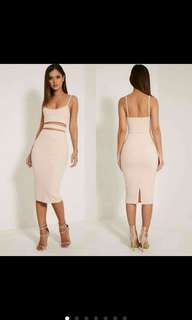 Bodycon heather clothing preloved