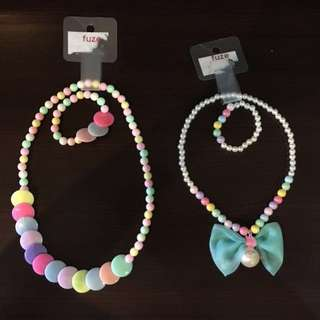 Fuze Girls Accessories