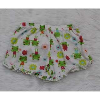 Carter's printed shorts for baby girls