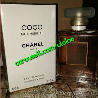 Coco Mademoiselle by Chanel (Authentic)