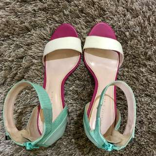 CHARLES & KEITH  Ankle Strap Sandals