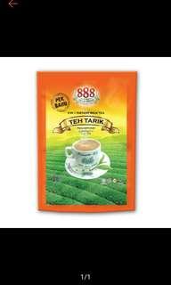 888 3 in 1 Instant Milk Tea value Pack (17g x 20 Sachets)