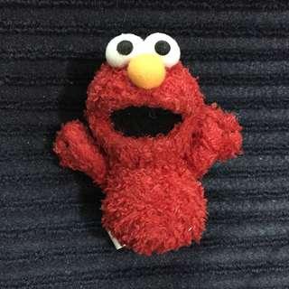 🚚 芝麻街 Elmo 手指娃娃 日本環球影城購入