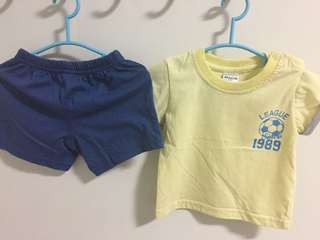 Baby wear set 12-18months