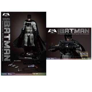 99% new Batman v Superman Action Figure 連預訂特典 BVS