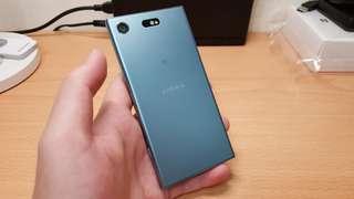 🚚 【未過保近全新】Sony XZ1 Compact